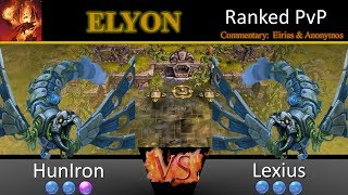 BF Replay #114--HunIron vs Lexius (feat. Anonymos)
