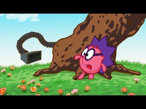Пылесос - Смешарики 2D   Мультфильмы для детей