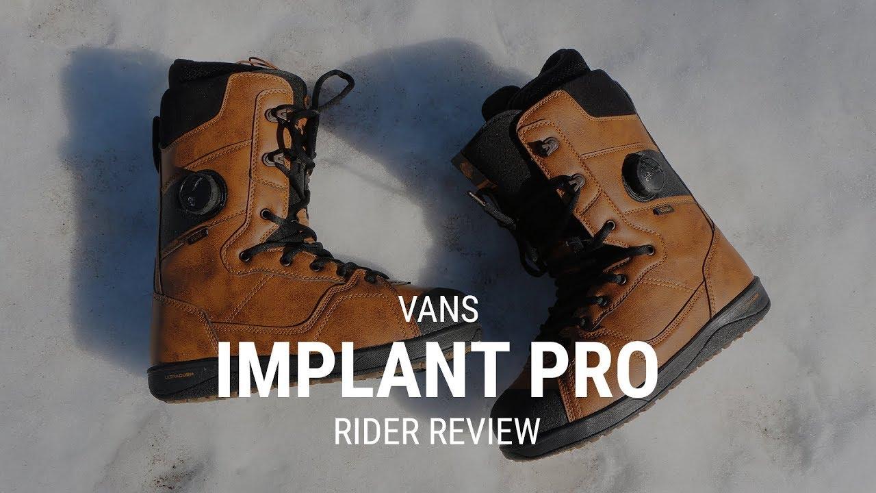 vans implant