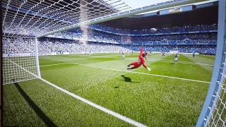 FIFA 15 4K GamePlay