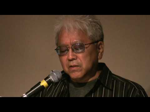 Roy Miki tribute to Robin Blaser - Fred Wah and Friends Poetry Reading (part 7 of 7)