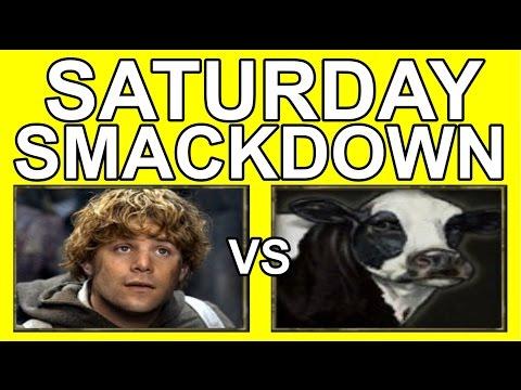 AOE3: Saturday Smackdown! Samwise12 vs Aizamk (16 May)