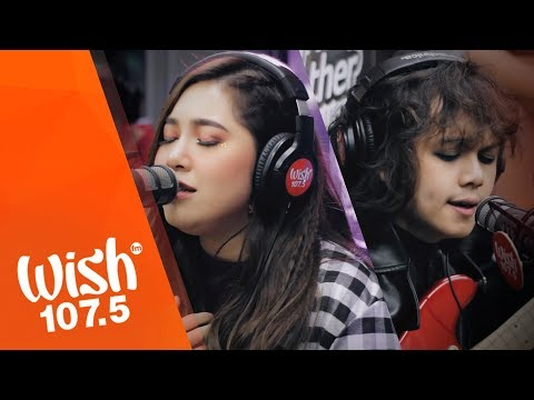 Moira and IV of Spades perform Same Ground  on Wish 1075 Bus