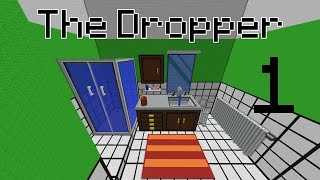 Minecraft - The Dropper - Part 1 - Two Years Late
