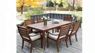 Thimborada - Outdoor Table And Chairs