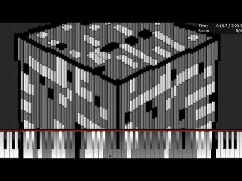 Dark MIDI - BEDROCK NOKIA E52 RINGTONE