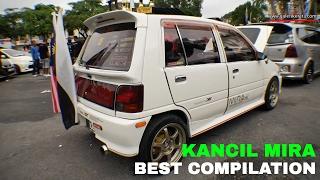Perodua Kancil Convert Mira BEST Modified - TOP 5 Compilation 2016