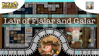 [~Bragi~] #2 Lair of Fjalar and Galar - Diggy