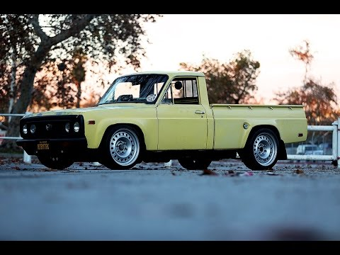 1975 - Mazda REPU (Rotary Engine Pick Up) - YouTube