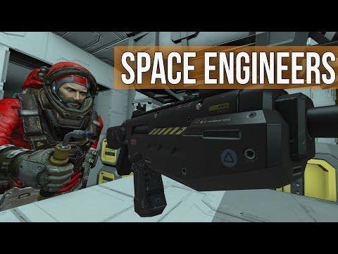Space Engineers - Haven Refuel Base Online (Exploration Mod Survival Coop) Ep 18