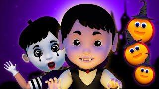 Bob il treno | prepararsi allo spavento | Halloween canzone | Prepare For Fright | Kids Tv Italiano