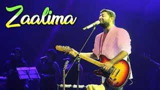 Zalima (Live) | Arijit Singh | Raees | Live Rocking Performance