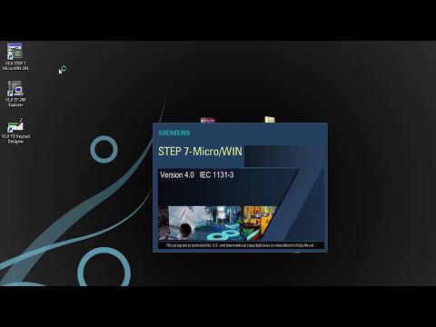 INSTRUCCIONES DE INSTALACI N para el STEP7 MicroWIN V4 SP9