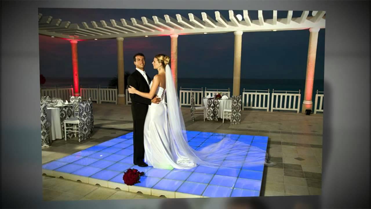 Mexico Weddings Sandos Cancun Luxury Experience Resort