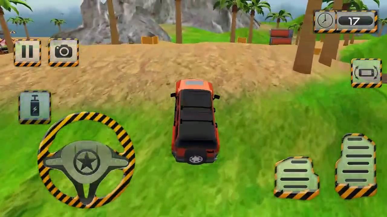 Offroad Prado Jeep Drive Game Youtube