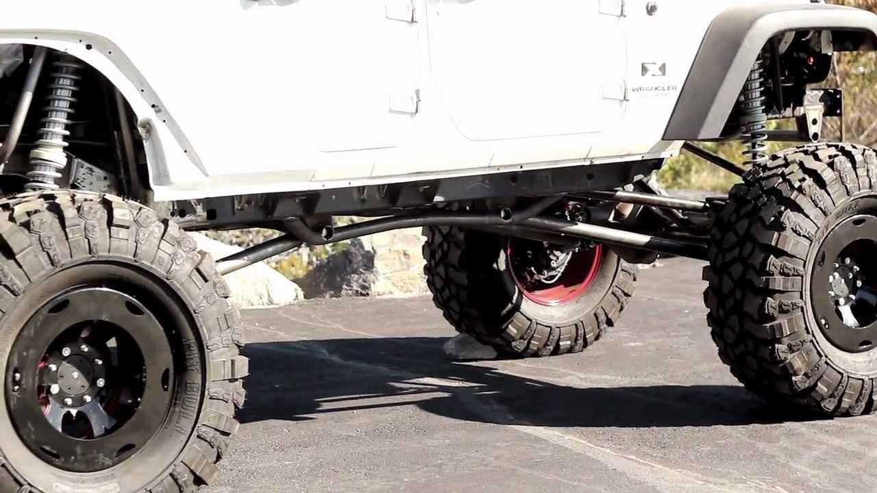 Jeep Wrangler Diesel >> MBRP Diesel Jeep: Project Rattle Trap - Build Stage 1