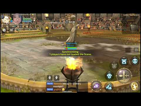 Dragon nest mobile engineer vs chaser