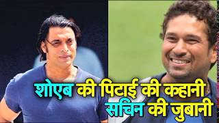 Sachin Shares 6 Off Shoaib Story From 2003 World Cup | Sports Tak