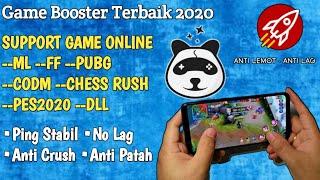 GAME BOOSTER TERBAIK UNTUK GAME FIX LAG GAME ONLINE | HP KENTANG SERASA HP GAMING