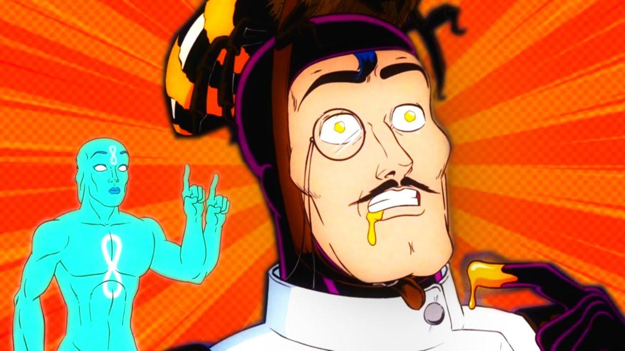 DOC ABEILLE FRAPPE ENCORE !!! (Animation VF)