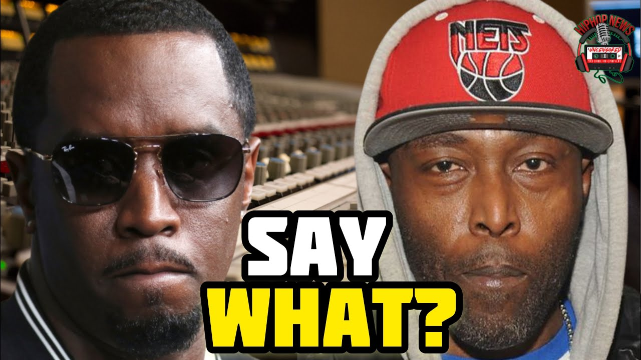BREAKING: Diddy Reacts To The Death Of Black Rob!