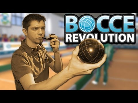 Bocce Revolution Gameplay - CROATIAN BOWLING (Bocce Revolution Match vs AI)