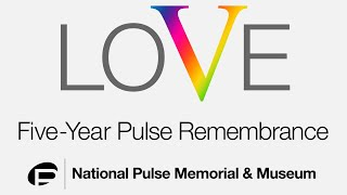Five-Year Pulse Remembrance Ceremony
