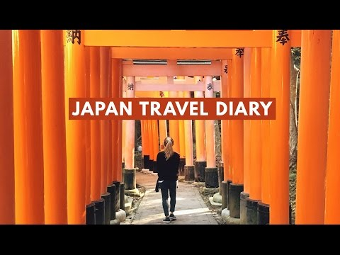 JAPAN TRAVEL DIARY | dazeandamuse