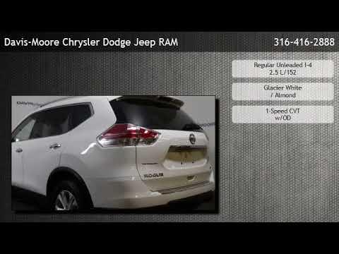 2015 Nissan Rogue SV  - Wichita