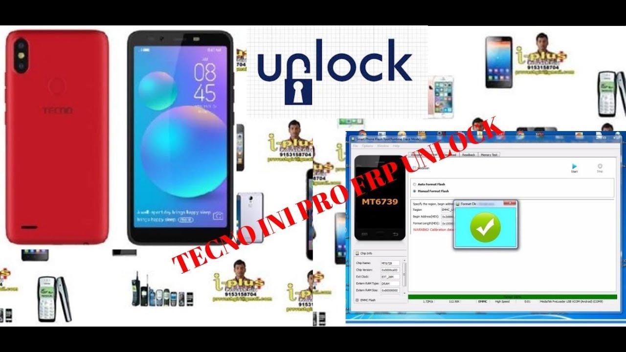 tecno in1 pro frp unlock - GSM FORUM TECH tecno in1 pro frp