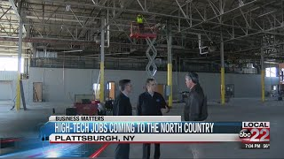 Plattsburgh welcomes Novacab, a Canadian alternative energy company