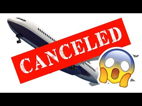 Flight Canceled! What Happened When EasyJet Canceled Our Flight Home