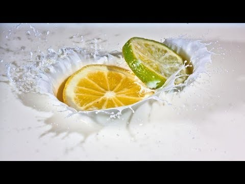 LEMON AFTER MILK: