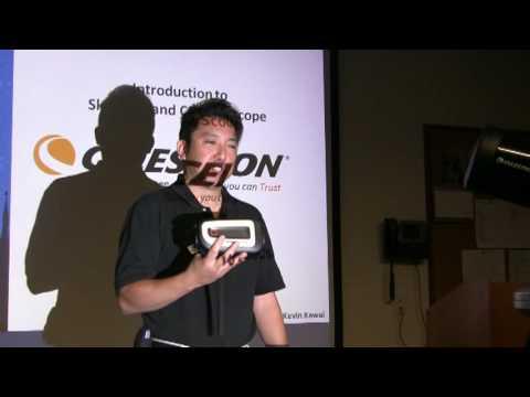 Celestron Telescope Presentation
