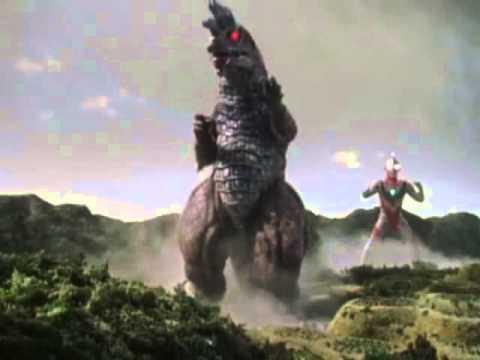 Ultraman Gaia vs Algona