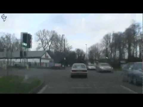 Derbyshire Drive: Dronfield to Killamarsh
