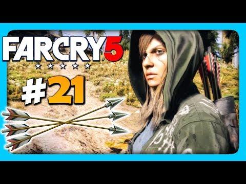Far Cry 5 Прохождение на русском #21 ✅ МЕДВЕДЬ И ЛУК ЭТО СИЛА! thumbnail