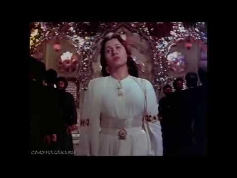 KHUDA NIGEHBAAN HO - (AUDIO) LATA JI -SHAKEEL BADAYUNI -NAUSHAD ( MUGHAL - E - AZAM 1960 )