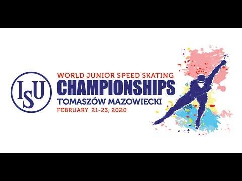 Day 3 | ISU World Junior Speed Skating Championships | #SpeedSkating