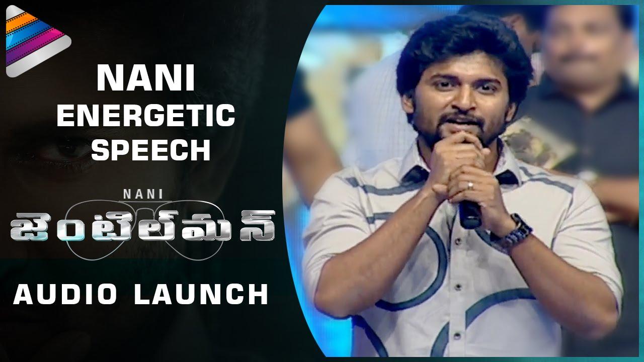 Download Nani Reveals Unknown Facts about His Childhood | Nani Gentleman Telugu Movie Audio Launch | Surabhi