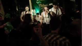 Restless Feet - Back home in Derry live@St. Patrick