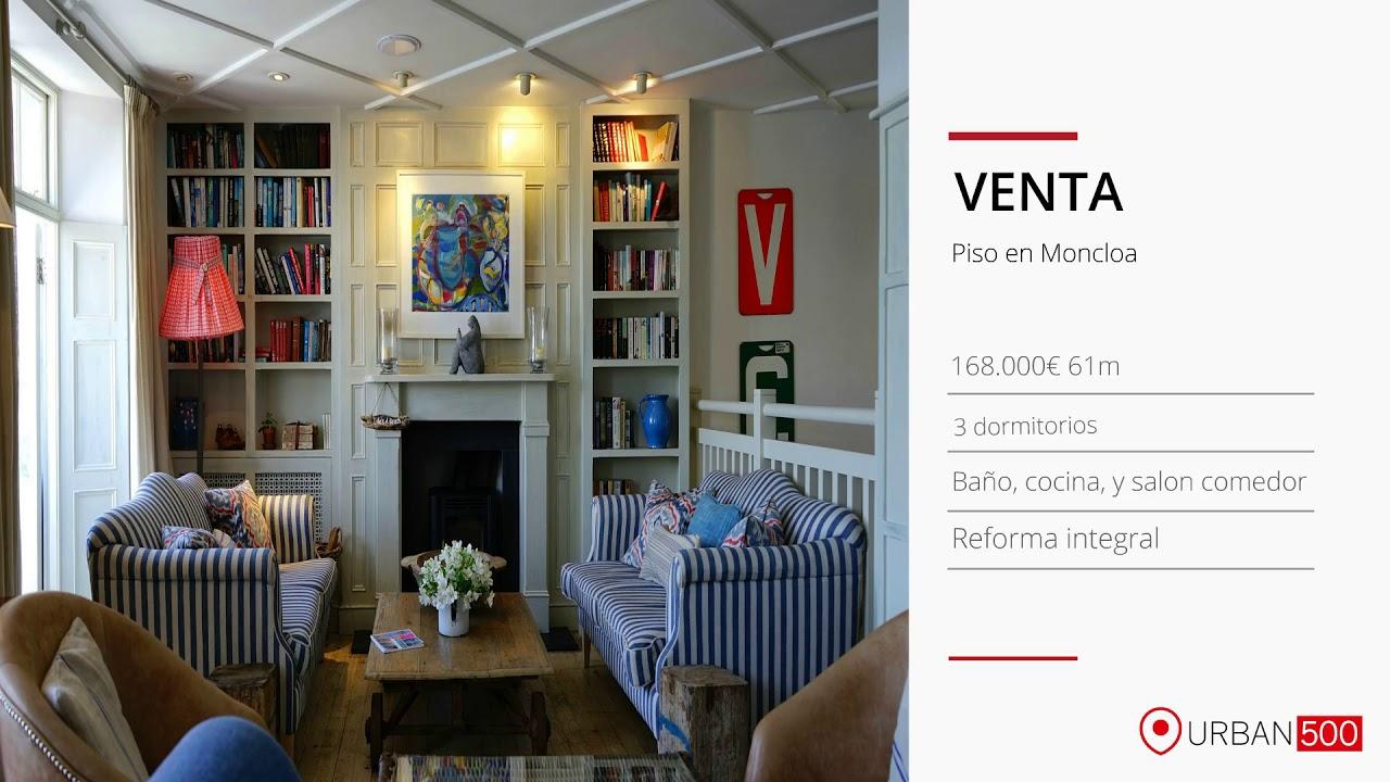Alquiler y pisos baratos en venta en Moncloa - Madrid ...