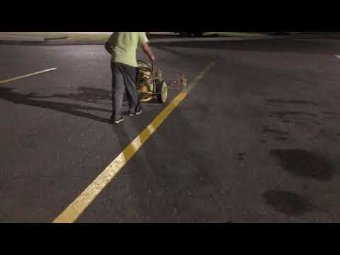 Parking Lot Striping How Much To Charge