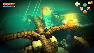 Oceanhorn: Monster of Uncharted Seas: Giant Bomb Quick Look (Video Game Video Review)