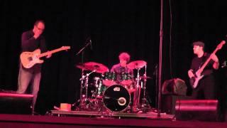 "Greg Koch, Roscoe Beck and Dylan Koch ""Spanish Castle Magic"""