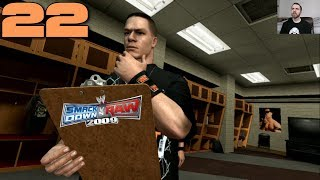 WWE SmackDown vs. Raw 2009: Road to WrestleMania #22