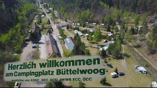 CAMPINGPLATZ BÜTTELWOOG I Dahner Felsenland I Pfälzerwald