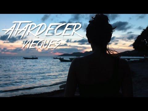 🇵🇷 ATARDECER - TERRAZA EL BLOK  - VIEQUES - EL CARIBE - PUERTO RICO #19 - 2016 - Vlog, Turismo