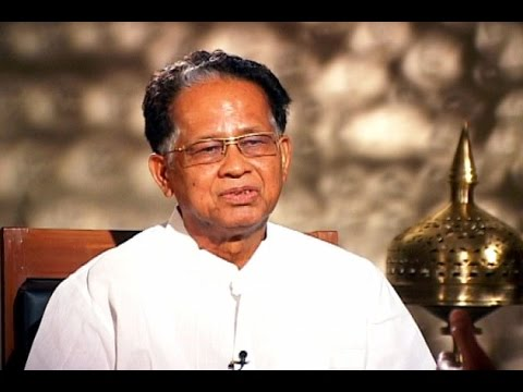 Border unrest: Assam Chief Minister Tarun Gogoi heckled