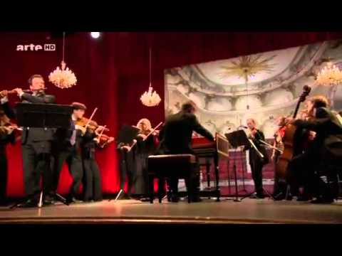 EMMANUEL PAHUD - Franz Benda Flute Concerto in E minor 1. Allegro con Brio.